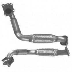 Catalyseur pour Peugeot 106 1.6 (GTI) GTi 16V Hayon Mot: NFX(TU5J4) BHP 120 NON-OBD