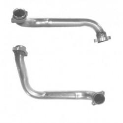 Catalyseur pour Peugeot 806 2.0 HDi HDi 8V MPV Mot: RHZ(DW10ATED) BHP 110 NON-OBD
