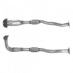 Catalyseur pour Rover 45 1.6 16V Hayon Mot: 16 K4F BHP 107