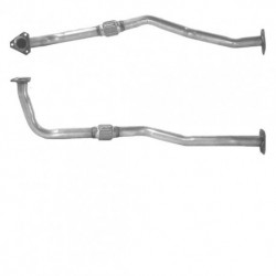 Catalyseur pour Rover 416 1.6 16V Hayon Mot: 16 K4F BHP 109