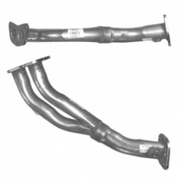 Catalyseur pour Rover Metro 1.1 SPi 8V Hayon Mot: 11K2D, 11K2A BHP 59