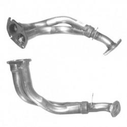 Catalyseur pour Seat Altea XL 2.0 TDi TDi 140 16V MPV Mot: BKD BHP 138 OBD