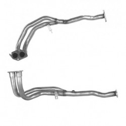 Catalyseur pour Subaru Impreza 2.0 (Impreza GX) 16V Break Mot: EJ20 BHP 125 NON-OBD