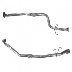 Catalyseur pour Subaru Impreza 2.0 (Impreza WRX Prodrive) STi 16V Berline Mot: EJ207 BHP 301