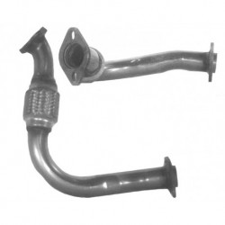 Tuyau d'échappement pour RENAULT MEGANE 1.9 Mk.1 Diesel (moteur : F8Q622 - F8Q790)