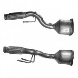 Catalyseur pour SKODA CUBE VAN 1.9  Diesel (AEF sans crochet)