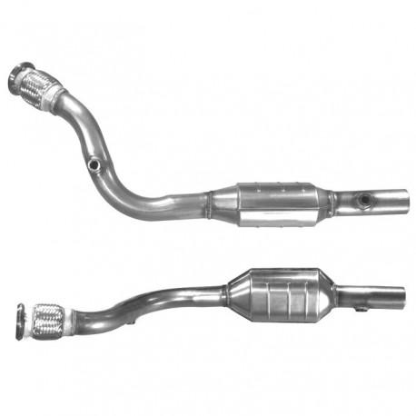 Catalyseur pour CITROEN C8 2.2 16v (moteur : EW12J4)