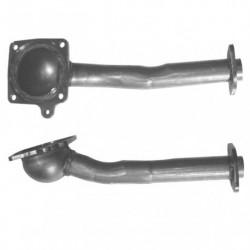 Tuyau d'échappement pour SUZUKI LIANA 1.6 16v (moteur : M16A - RH416/2-RH416/4 - 1er tuyau de connexion)