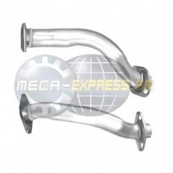 Tuyau d'échappement pour SUZUKI SX4 1.5 VVT 16v (moteur : M15A) 2ème tuyau de connexion
