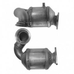 Catalyseur pour TOYOTA YARIS 1.4 TD D-4D Turbo Diesel (1ND-TV)