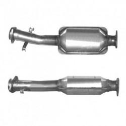Catalyseur pour CITROEN JUMPER 2.5 Diesel (moteur : T9A (moteur : DJ5))