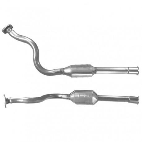 Catalyseur pour CITROEN JUMPY 1.9 Diesel (moteur : DW8 à partir du N° de chassis 08575)
