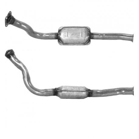 Catalyseur pour CITROEN JUMPY 1.9 Turbo Diesel