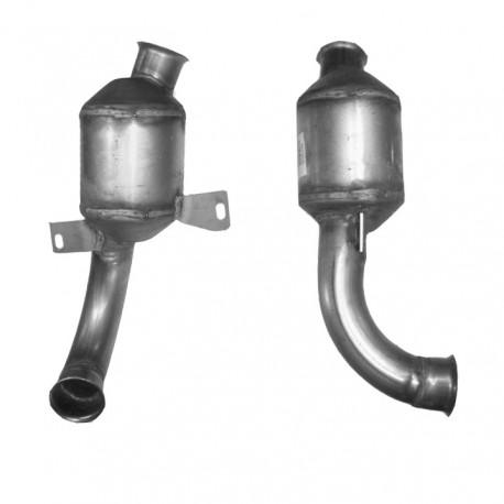 Catalyseur pour CITROEN NEMO 1.4 HDi (moteur : 8HS (moteur : DV4TED))