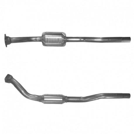 Catalyseur pour CITROEN XANTIA 2.0 HDi 110cv (moteur : DW10ATED N° de chassis RP08407 et suivants)
