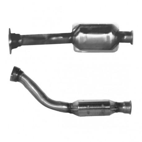 Catalyseur pour CITROEN XANTIA 2.0 HDi 110cv (moteur : DW10ATED N° de chassis jusquà RP0806 embout arrière évasé)