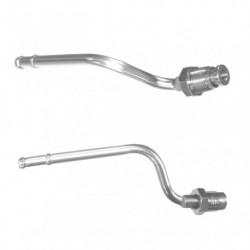 Tuyau de pression pour FAP pour JAGUAR S-TYPE 2.7 Turbo Diesel (AJD)