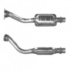 Catalyseur pour CITROEN XANTIA 2.0 HDi 110cv (moteur : DW10ATED N° de chassis jusquà RP0806 embout arrière en olive)