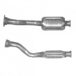 Catalyseur pour CITROEN XM 2.1 Turbo Diesel (moteur : CEE 95 L3 embout femelle coté intermédiaire)