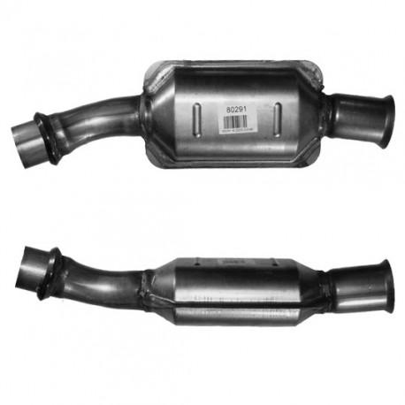 Catalyseur pour CITROEN XM 2.5 TD (moteur : DK5ATE)