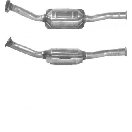 Catalyseur pour CITROEN XSARA 1.4 From Ch.No. 08148 (moteur : embout arrière évasé)