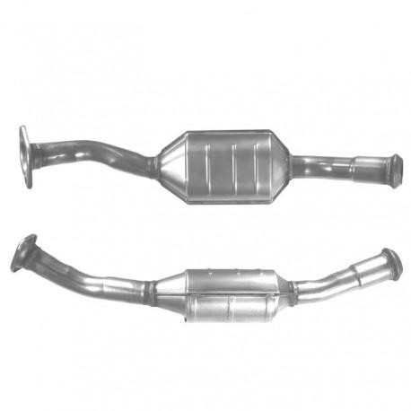 Catalyseur pour CITROEN XSARA 1.4 N° de chassis jusquà. 08147 (moteur : embout arrière en olive)