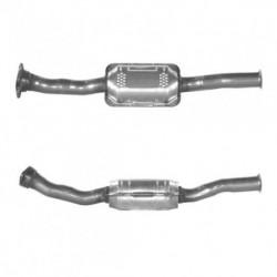 Catalyseur pour CITROEN XSARA 1.6 Boite auto Catalyseur situé sous le véhicule N° de chassis 08148 et suivants)
