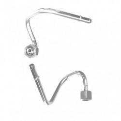 Tuyau de pression pour FAP pour MERCEDES VITO 2.1 W639 (OM 646.980) 111CDi Turbo Diesel