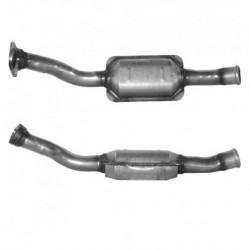 Catalyseur pour CITROEN XSARA 1.6 up to Ch. No. 08147 (moteur : embout arrière en olive)