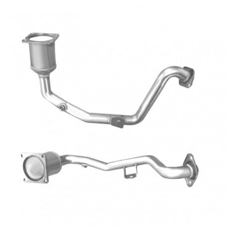 Catalyseur pour CITROEN XSARA PICASSO 1.6 16v (moteur : NFU (moteur : TU5JP4))