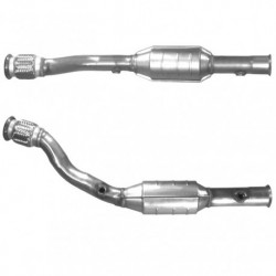 Catalyseur pour VOLKSWAGEN POLO 1.9 Diesel (AEF sans crochet)