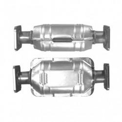 Catalyseur pour VOLKSWAGEN VENTO 1.9 Diesel (1Y tuyau avant et catalyseur)