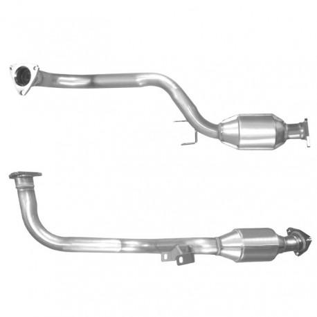 Catalyseur pour BMW 730d 3.0 TD (E65) Turbo Diesel (1er catalyseur)