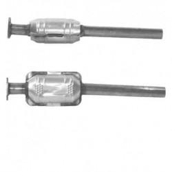 Catalyseur pour FIAT BRAVA 1.4 12v (moteur : 182A3 - 182A5)