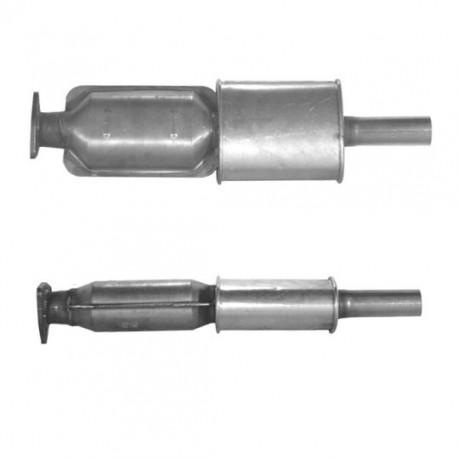 Catalyseur pour FIAT BRAVA 1.9 Turbo Diesel (moteur : 75 et 100)