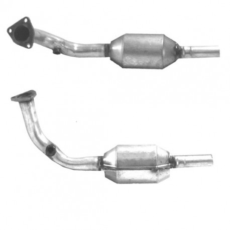 Catalyseur pour FIAT CINQUECENTO 0.9 8v (moteur : 170A1)