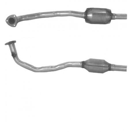 Catalyseur pour FIAT CINQUECENTO 1.1 ie Sporting (moteur : 176 B2.000)