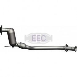 Catalyseur pour BMW 320d 2.0 d E46 Break 136cv 16v (véhicule Diesel) Moteur : M47