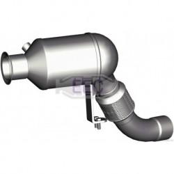 Catalyseur pour BMW 320d 2.0 d ED E90 Berline 161cv 16v (véhicule Diesel) Moteur : M47 - N47