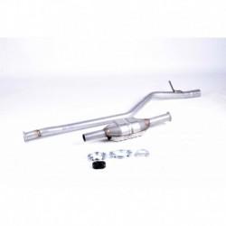 Catalyseur pour Citroen Berlingo 1.9 Fourgon 71cv 8v (véhicule Diesel) Moteur : DW8B
