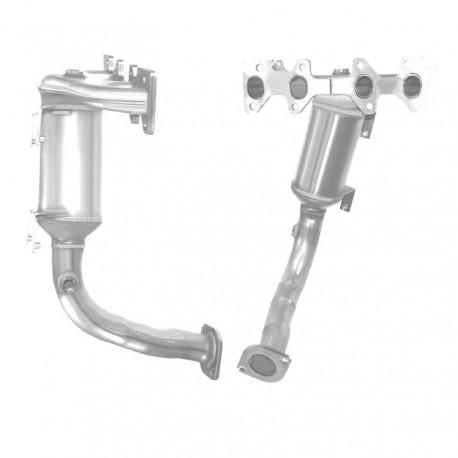 Catalyseur pour FIAT DOBLO 1.4 8v (moteur : 350A1)
