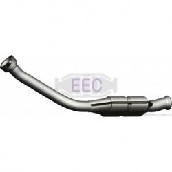 Catalyseur pour Citroen Xsara 2.0 HDi Break 90cv 8v (véhicule Diesel) Moteur : DW10TD