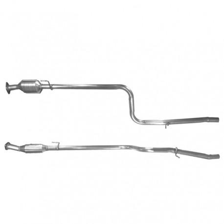 Catalyseur pour FIAT DOBLO 1.9 Diesel (moteur : 223A6)