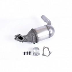 Catalyseur pour Fiat 500 1.3 Multijet Hayon 74cv 16v (véhicule Diesel) Moteur : 169A1.000