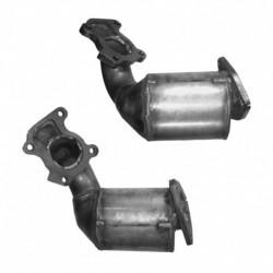 Catalyseur pour FIAT DOBLO 1.9 JTD (moteur : 223B1)