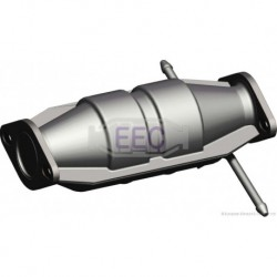 Catalyseur pour Ford Escort 1.8 Ti Break 89cv 8v (véhicule Diesel) Moteur : RFD - RFK