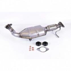 Catalyseur pour Ford Focus 1.8 TDCi Break 113cv 8v (véhicule Diesel) Moteur : KKDA