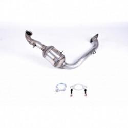 Catalyseur pour Ford Focus C-MAX 1.6 TDCi MPV 108cv 16v (véhicule Diesel) Moteur : G8DA - G8DB