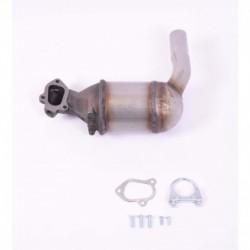 Catalyseur pour Ford KA 1.3 TDCi Hayon 74cv 16v (véhicule Diesel) Moteur : FD4