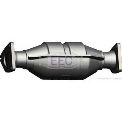 Catalyseur pour Honda Accord 2.0 Berline 103cv 8v (véhicule Diesel) Moteur : 20T2N